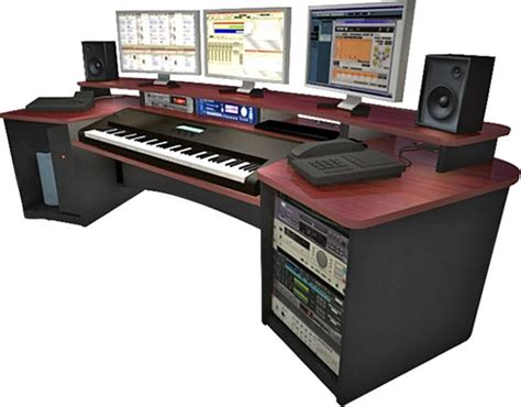studio workstation desk omnirax k88 studio workstation desk desk ideas