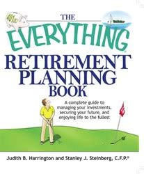 the retirement plan books retirement planning