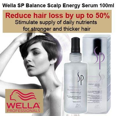 Shoo Wella Sp energy hair treatment qoo10 wella sp balance scalp energy