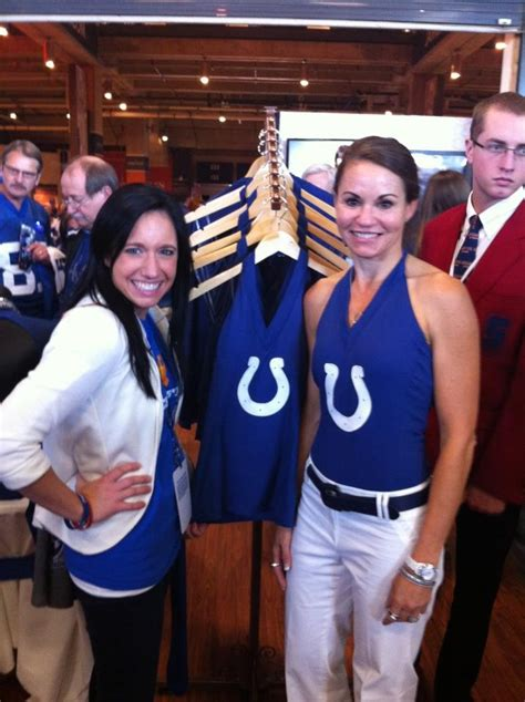 where is andy on indy style kalen irsay vp of the indianapolis colts is a big fan of