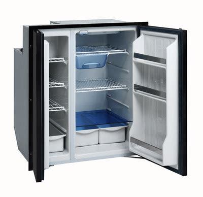 airflo 156l mini side by side fridge freezer stainless steel cruise 200 isotherm parts marine refrigeration and parts