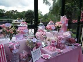 Sweet Buffet Table Ideas 33 Minnie Mouse Themed Candy Buffet Ideas