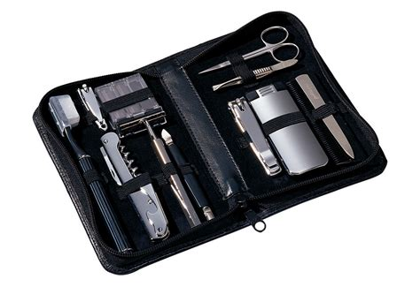 Travel Grooming Kit @ Sharper Image