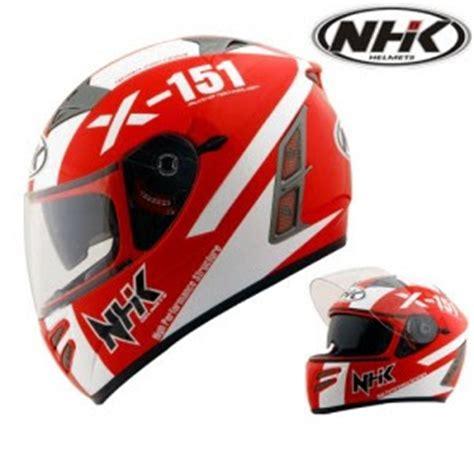 Helm Nhk Kualitas Terbaik Helm Nhk R1 Visor Solid White Half pembelajaran mahasiswa daftar harga helm sni
