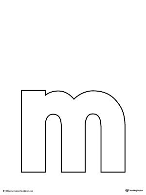 Buchstabe M Vorlage by Alphabet Letter Hunt Letter M Worksheet
