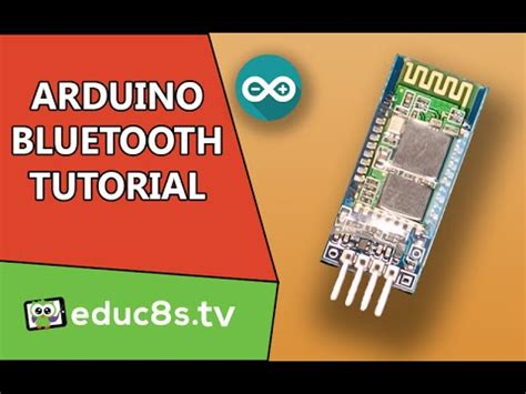 bluetooth android tutorial youtube arduino bluetooth tutorial android arduino communication