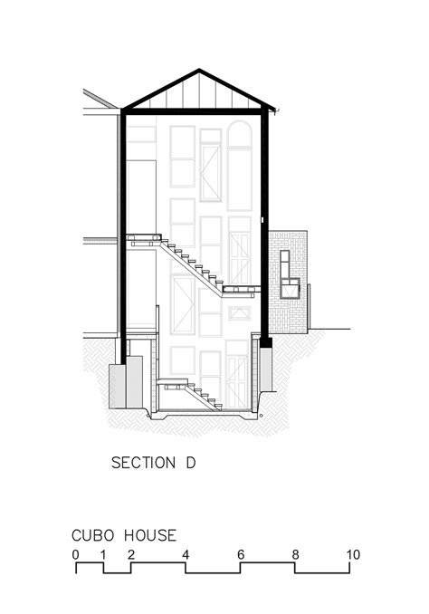 section 4 f galeria de casa cubo phooey architects 40