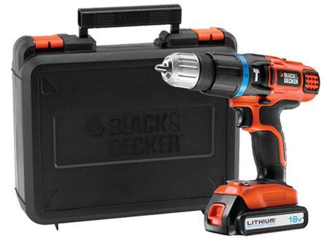 stanley vs black and decker black decker 18v akku slagboremaskine egbl188k