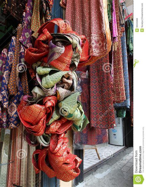 Songket Palembang Multi Colour 8 songket palembang sumatera indonesia editorial stock photo image 30645968