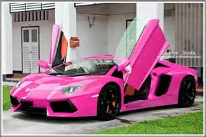 A Pink Lamborghini Pink Lamborghini My Birthday