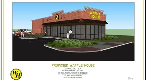 waffle house new orleans waffle house building new restaurant next to the va medical center 2500 canal st
