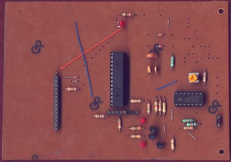 diy simple capacitor tester esr capacitor tester diy crafts
