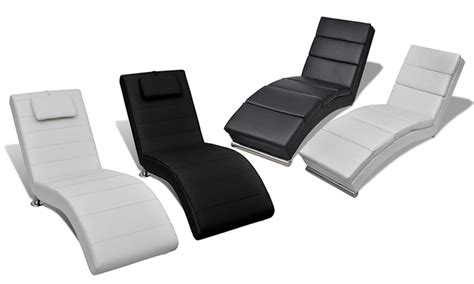 relax ligstoel design relax ligstoel groupon goods