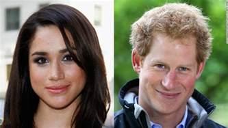 meghan markle and prince harry prince harry meghan markle kiss and cnn