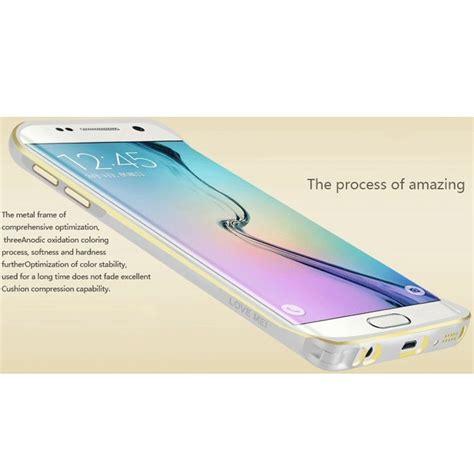 Mei Lunatik Samsung Galaxy S6 Edge Casing 1 mei curved aluminium bumper for samsung galaxy s6 edge gray jakartanotebook