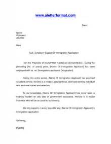 how to write a reference letter for immigration template