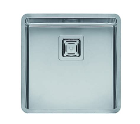 40 kitchen sink reginox 40x40 integrated stainless steel kitchen