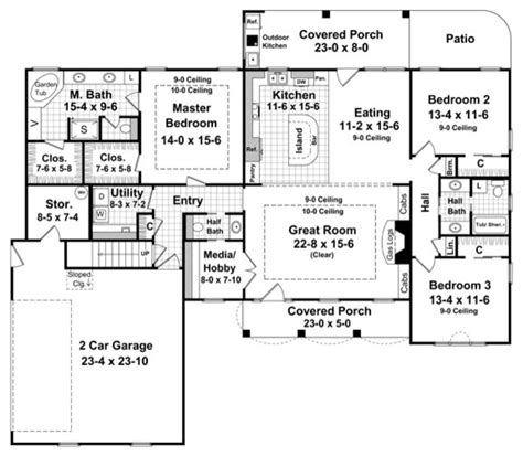 floor plan los angeles houzz home design decorating and renovation ideas and