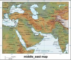 map east map of middle east countries lawas
