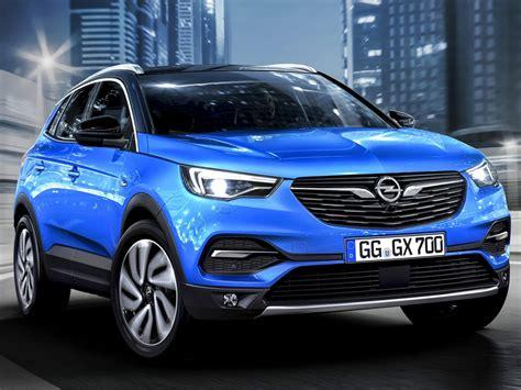 Opel Suv by Le Nouveau Suv Opel Grandland X