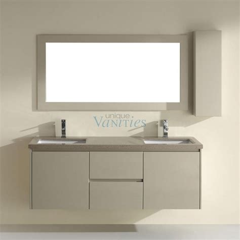63 inch double sink bathroom vanity 63 inch double bathroom vanity with choice of top in high