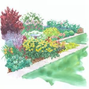 Better Home And Garden Design Software Free side yard cottage garden plan