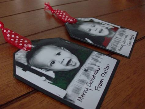 Handmade Grandparent Gifts - gift tags so doing this for