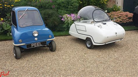World S Smallest Car by Worlds Smallest Car Peel P50 1 171 Twistedsifter