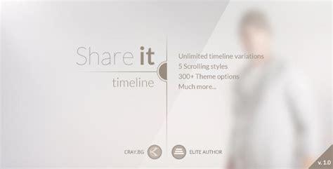 themeforest timeline share it timeline wordpress theme by craythemes