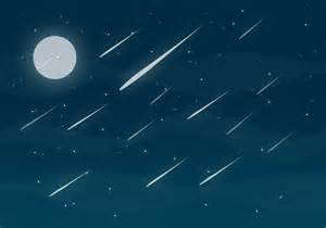 meteor shower free vector free vector