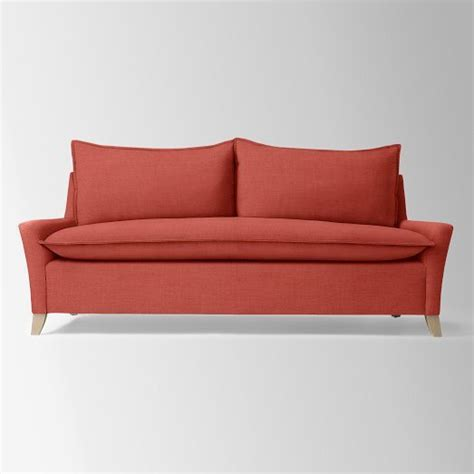 west elm bliss sleeper sofa 17 best images about sofas on pinterest broyhill