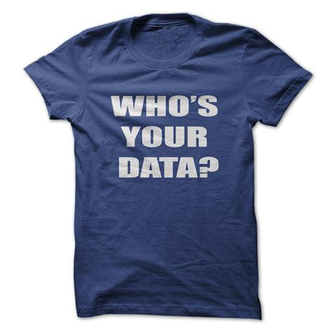 Whos Your by Whos Your Data