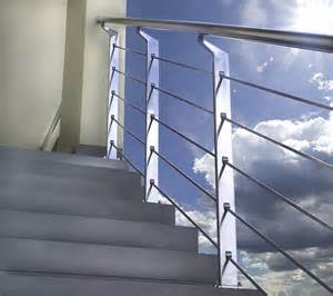 steel banisters exterior metal banisters in stainless steel by marretti