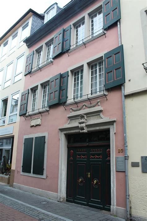 beethoven born house beethoven s house of birth in bonn germany reinis fischer
