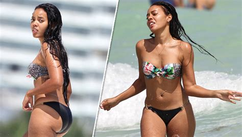 Anderson Bow Window angela simmons shows off ridiculous bikini body hiphollywood