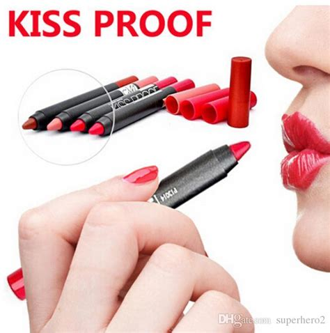 Proof Soft Lipstick Matte Longlasting By Menow Me Now Nomor 5 menow proof lipstick waterproof soft lip crayon makeup lip matte finish lasting
