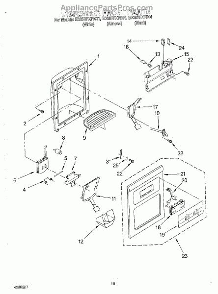 whirlpool gold refrigerator parts diagram whirlpool gold refrigerator parts diagram automotive