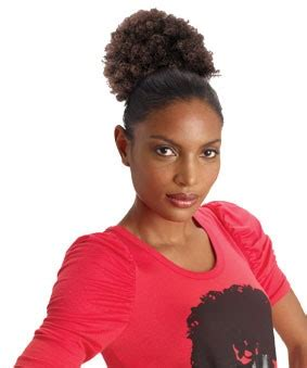 ez bid ez big afro puff hair pieces ponytails