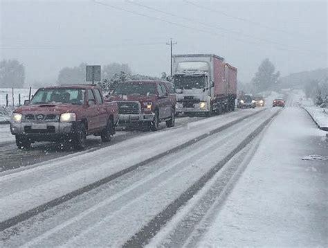arriendo cadenas para nieve temuco meteorolog 237 a anuncia precipitaciones de agua nieve y