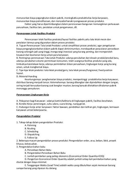 layout pabrik batik p bisnis bab 10