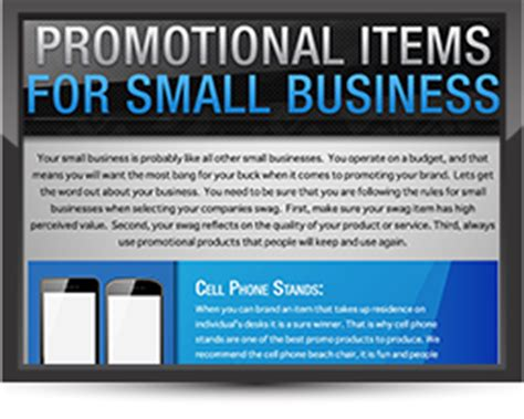 Marketing Giveaways For Small Business - custom branding more elevate promo print