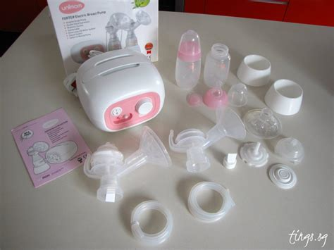 Unimom Selang Breastpump Alllegro Forte unimom forte breast review singapore