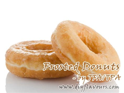 Tfa Frosted Donnut frosted donuts flavor by tfa tpa