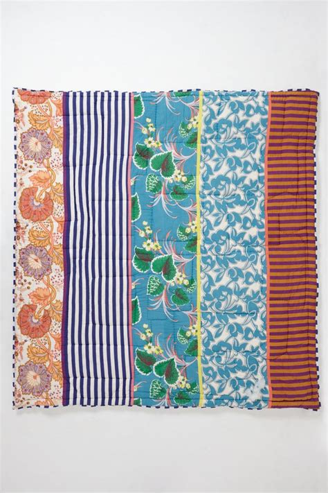 Anthropologie Hothouse Quilt by Nip Anthropologie York Quilt Comforter Hothouse