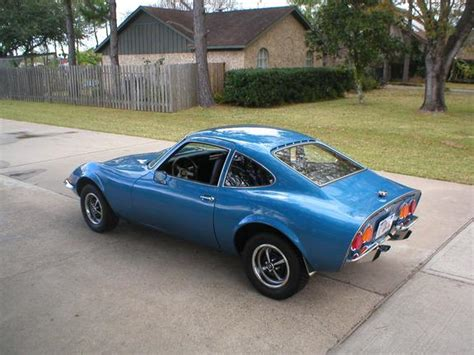 1973 Opel Gt by Opelover 1973 Opel Gt Specs Photos Modification Info At