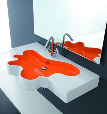 unusual bathroom basins bathroom sinks and creative sink designs