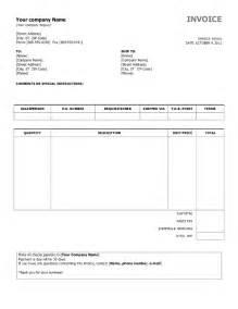 Fancy Invoice Template by Contoh Invoice Microsoft Excel Temblor En