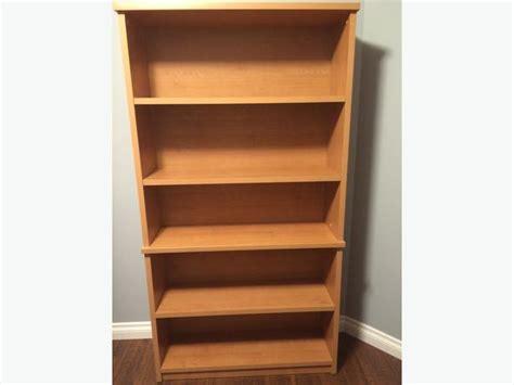 Solid Maple Bookcase Solid Maple Bookcase East Regina Regina