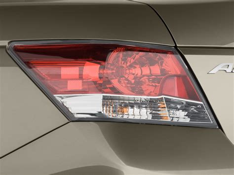 2008 honda accord tail lights image 2008 honda accord sedan 4 door i4 auto lx tail