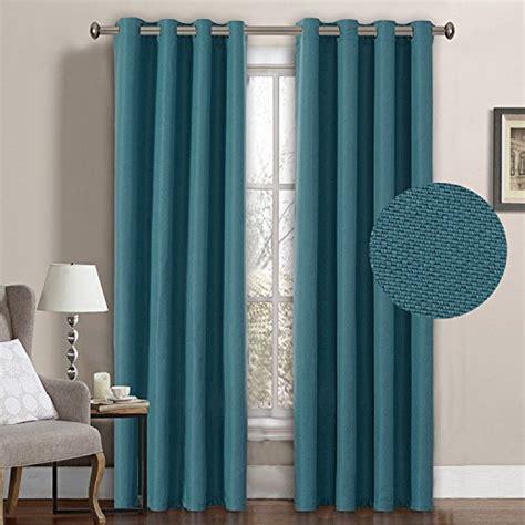 teal blue curtains bedrooms h versailtex h versailtex primitive linen look room